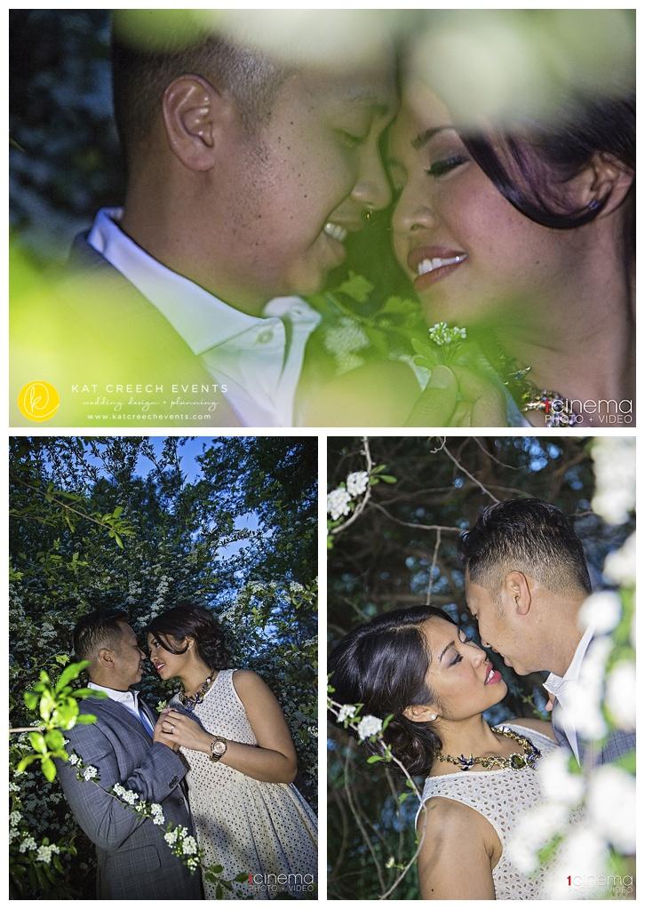 pinwheel engagement shoot
