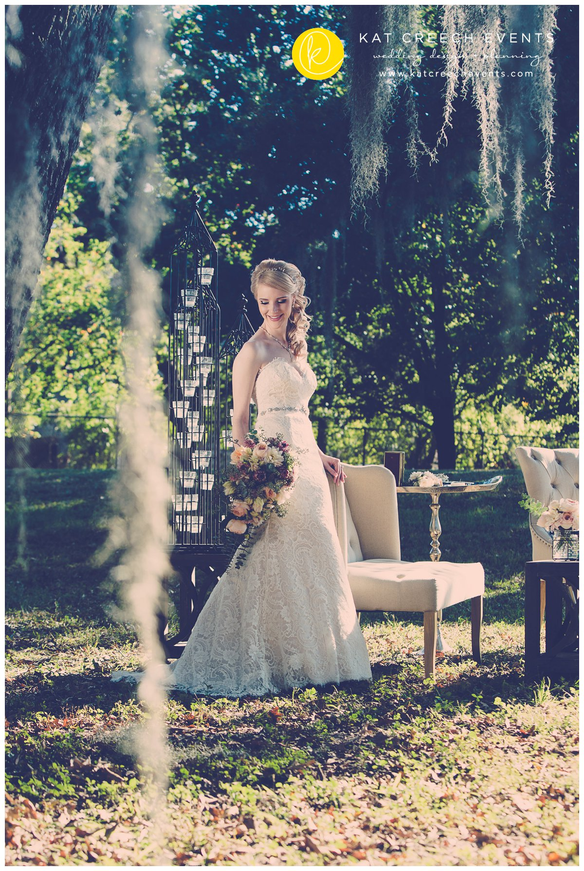 Moss | bridal session |event stylist |ivory