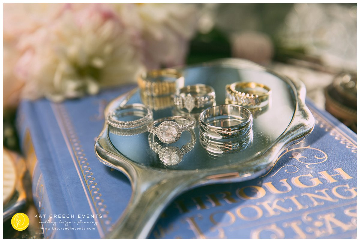 wedding rings |wedding details |event stylist