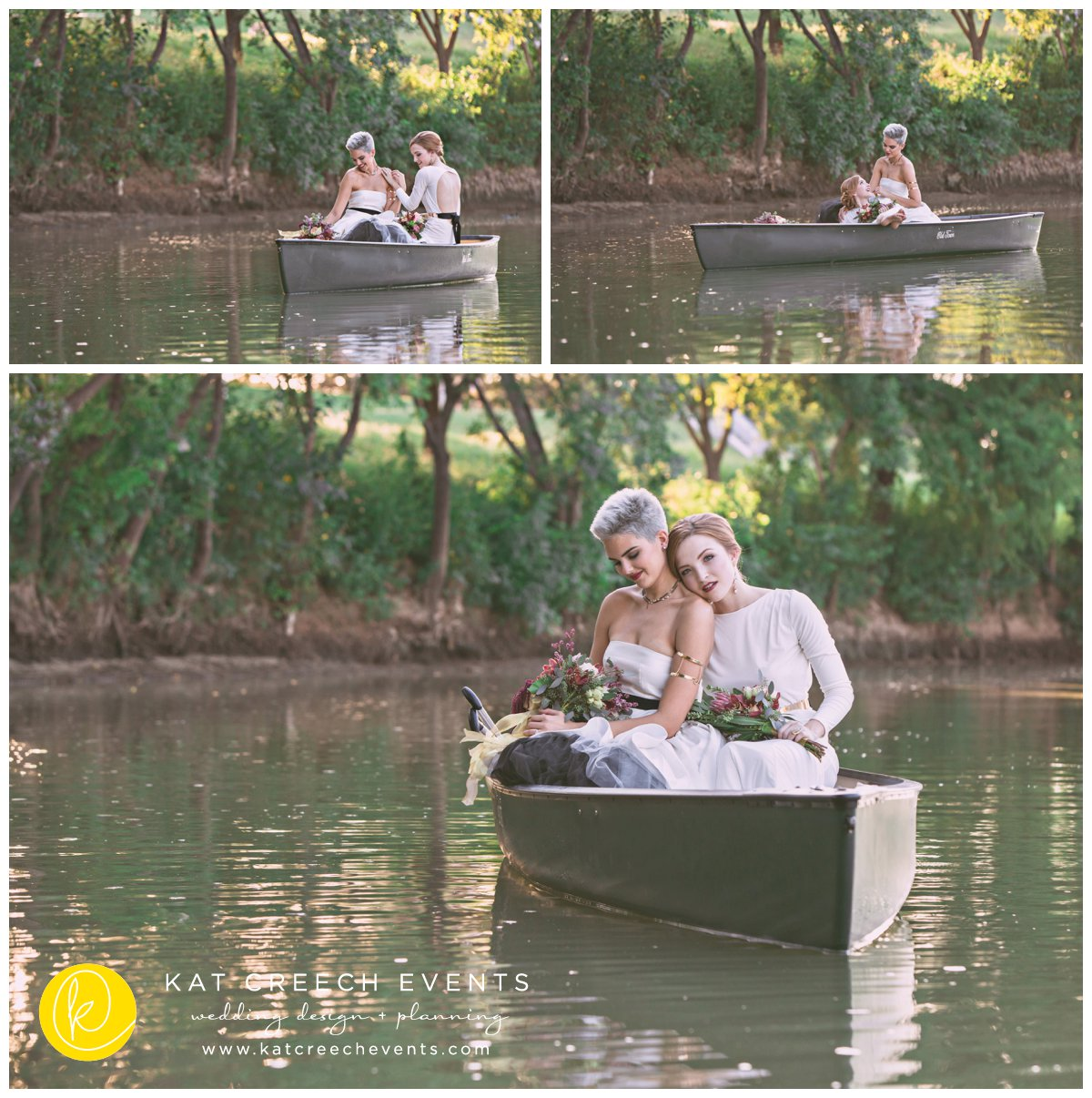 romance on the bayou | love wins | lgbt wedding |kat creech events | wedding planner