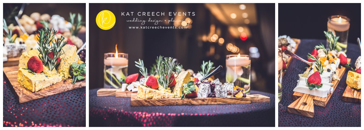 culinary inspiration | cheese board | wedding catering