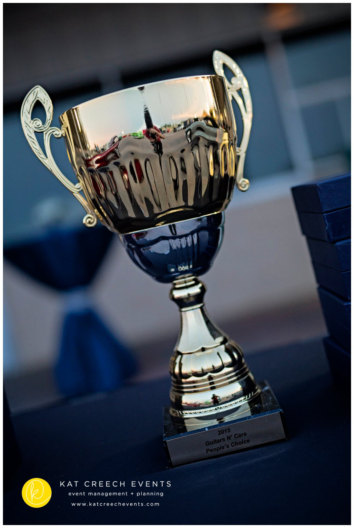 trophy | corporate event