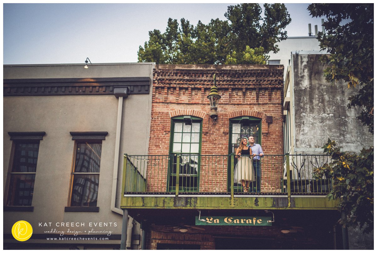 Urban Engagement Session | Kat Creech Events
