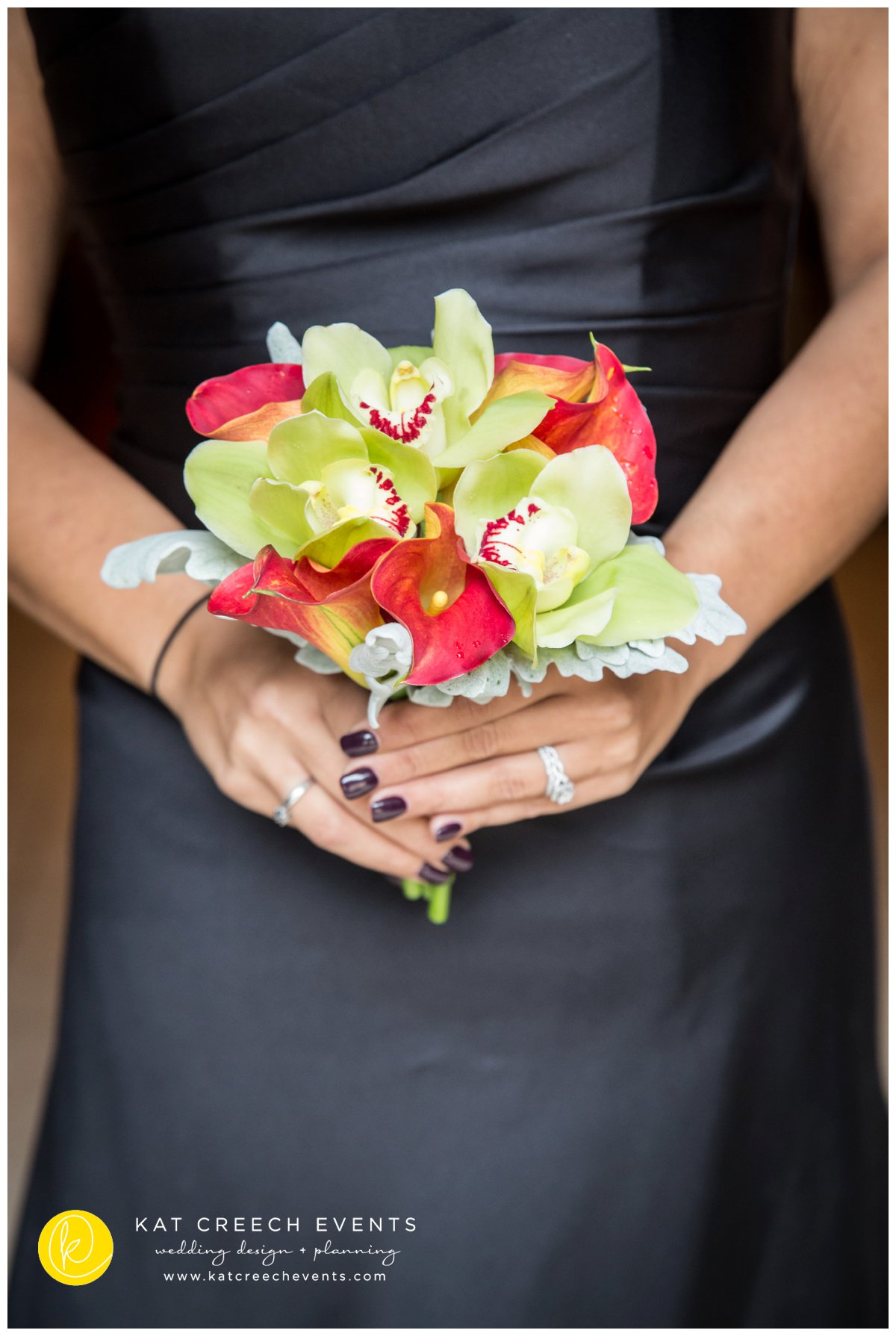 bridesmaid | bouquet