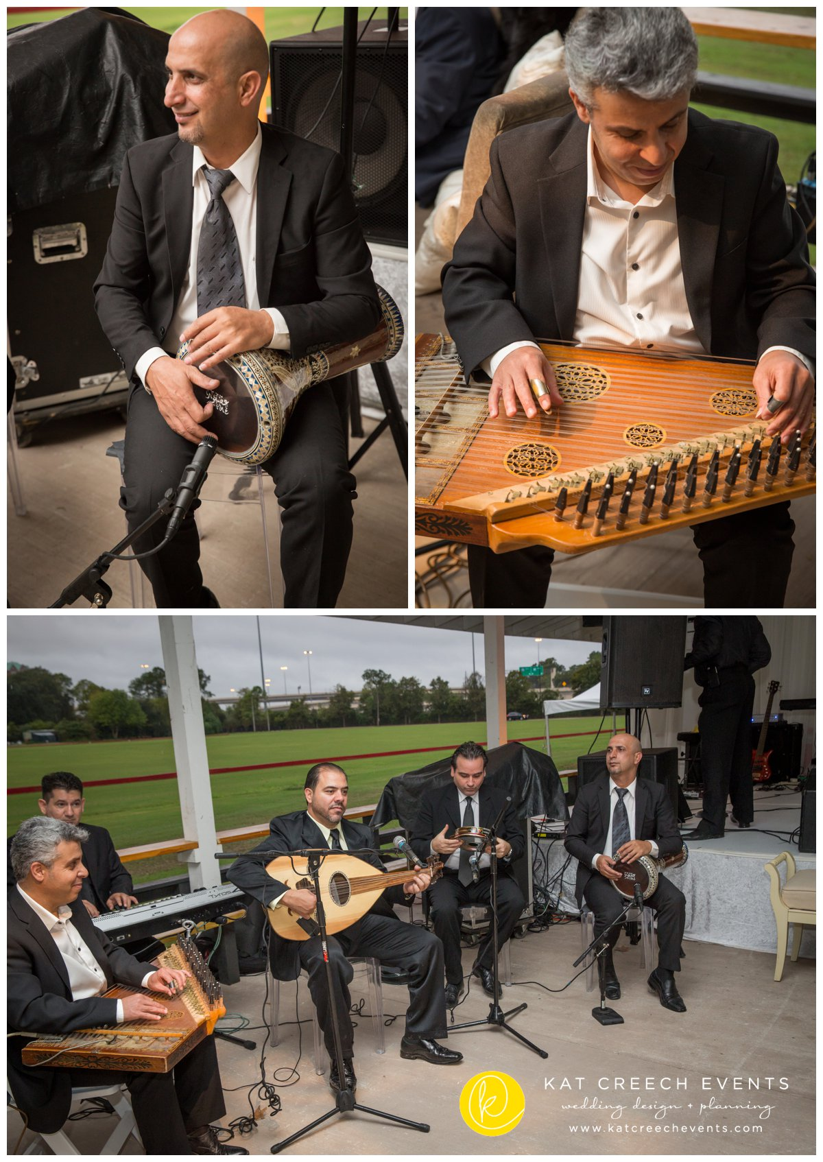 live band | Arabic band | polo club wedding