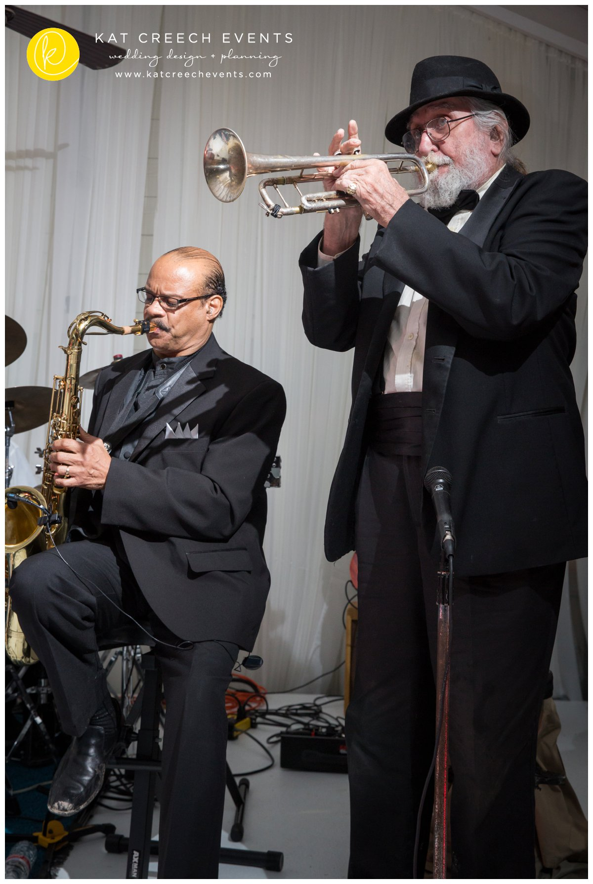 wedding band | live band | grady gains | brass instruments