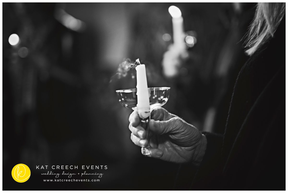 in loving memory | candle
