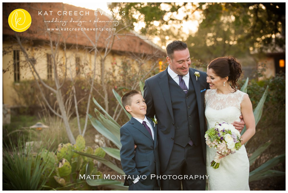 family |hill country wedding |kat creech events | wedding planner