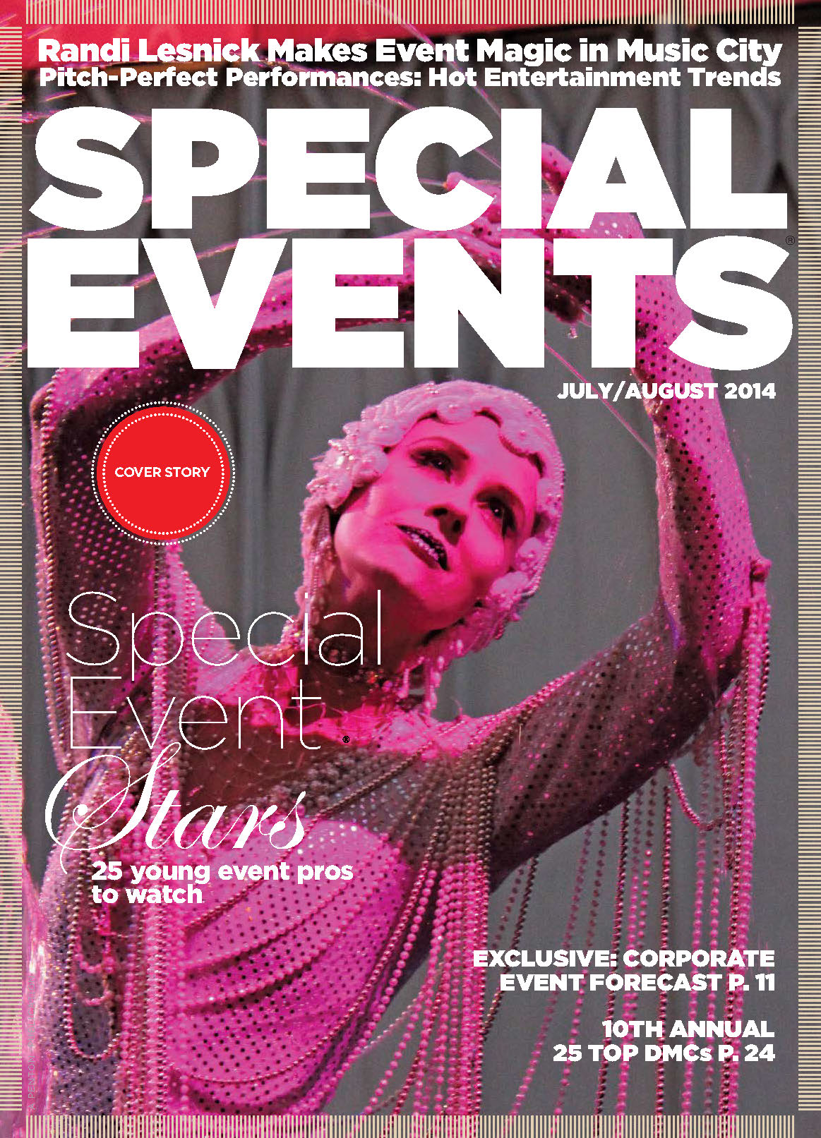 Kat Kat Creech Named Top 25 Event Professionals by Special Events