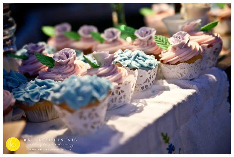 cupcakes, dollie wrappers