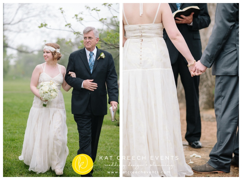 father of the bride walk