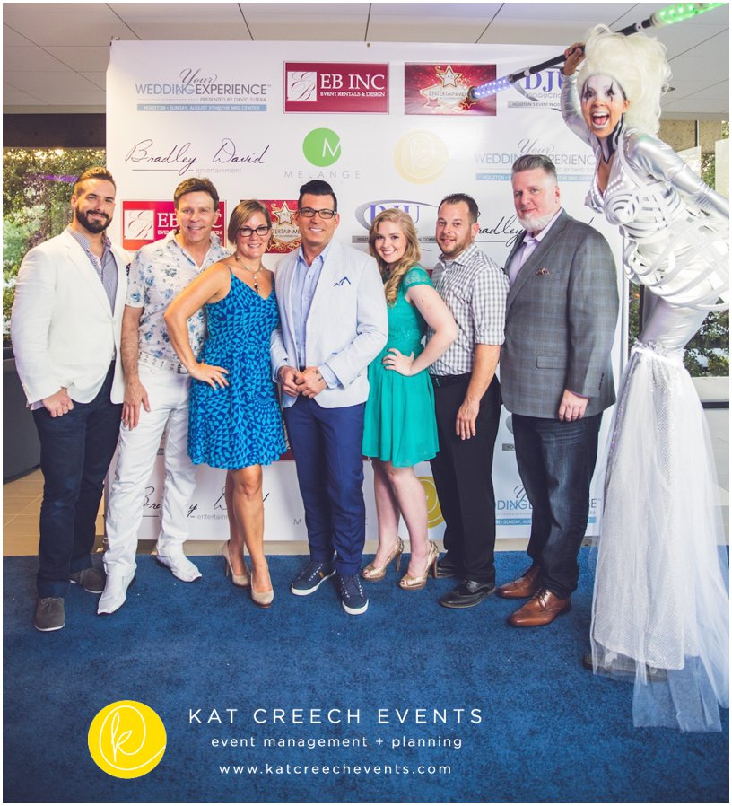 David Tutera VIP Circus Reception