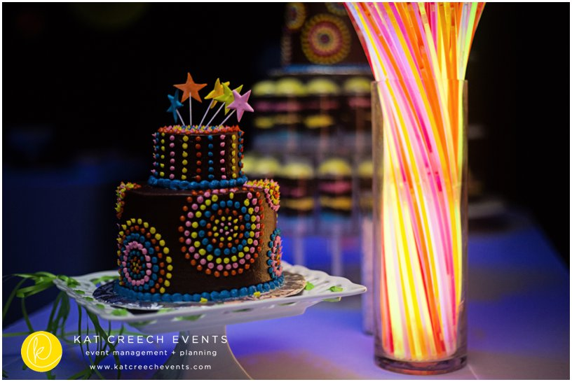 glow party birthday
