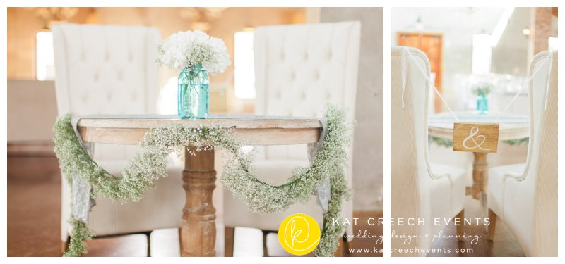 vintage wedding design
