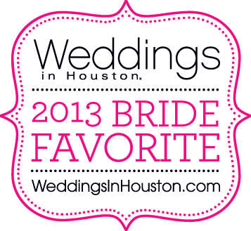 Weddings in Houston 2013 Bride Favorite